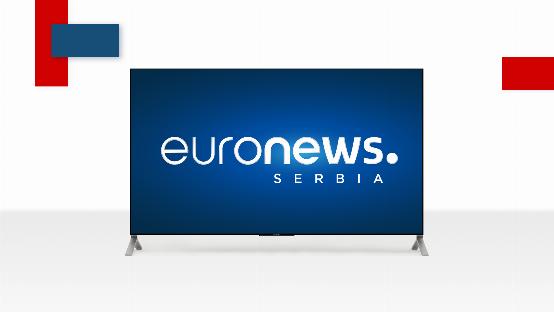 EURONEWS SERBIA OD 9. MAJA SAMO NA MTEL TV-u